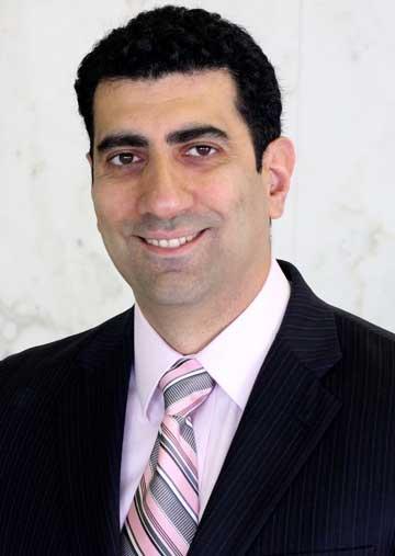 Meet Gastroenterologist Siamak Tabib, M.D.